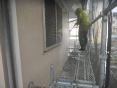 塗装工事 金沢区 住宅外壁塗装
