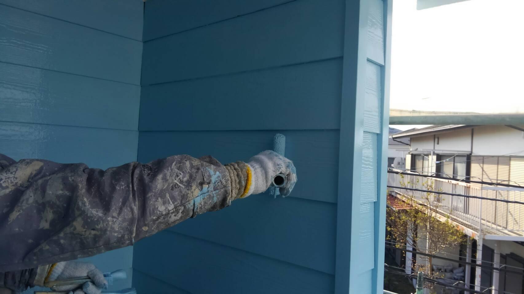 戸建て 住宅 外壁塗装工事