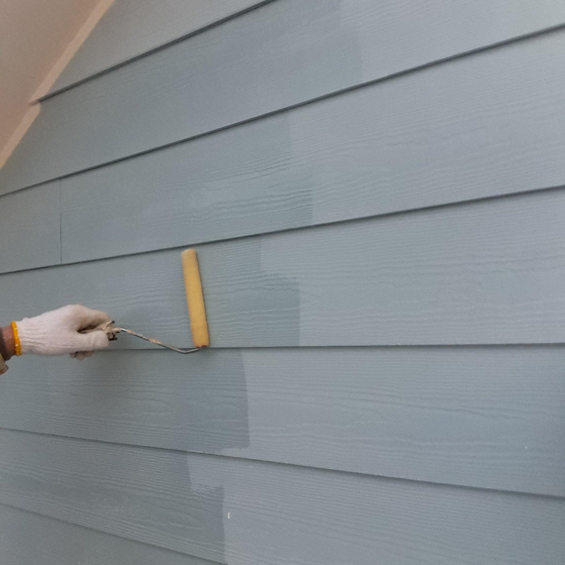 戸建て 住宅塗り替え 外壁塗装工事