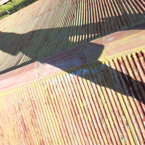 #住宅塗装工事、#屋根トタン塗装