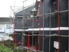 アパート塗替え工事 外壁塗装工事