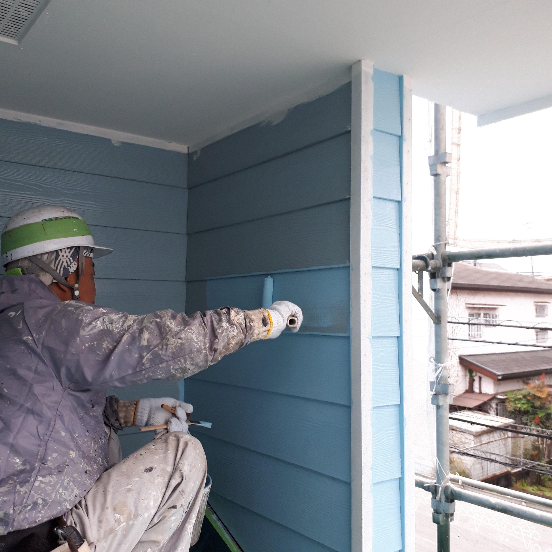 外壁塗装 サイディング壁