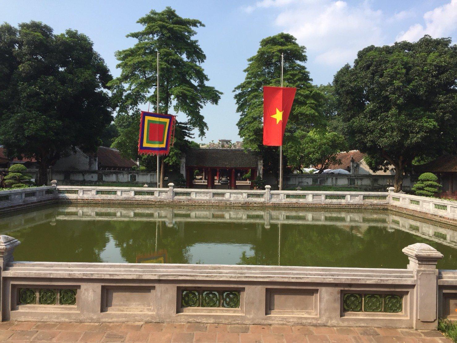 ベトナムで、実習生機関の見学